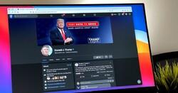 تعلیق حساب ترامپ در فیس بوک تا سال ۲۰۲۳ تمدید شد