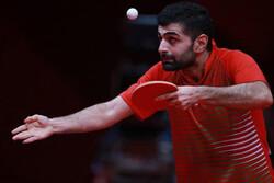 نوشاد عالمیان از مسابقات تنیس روی میز انتخابی تیم ملی انصراف داد