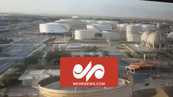 VIDEO: Moment when fire erupted in Tehran refinery