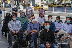 ایرانی عوام نے صدارتی امیدواروں کے پہلے مناظرے کا غور سے مشاہدہ کیا