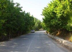 İlam'daki Haydarabad turistik köyü