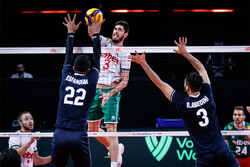 تیم ملی والیبال ایران در رده ششم جدول/ لهستان صدرنشین شد