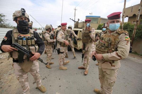 Eight people killed, wounded in a terrorist attack in N Baghd