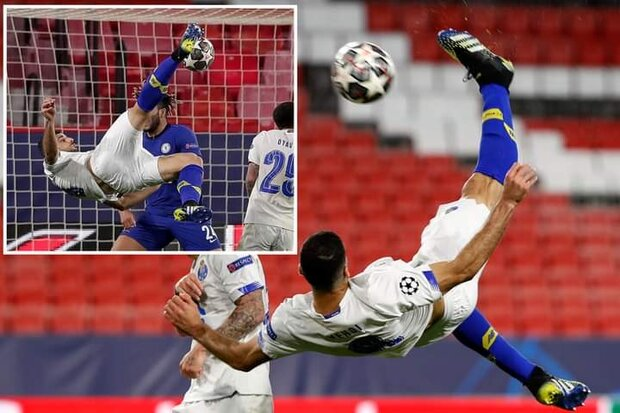 Taremi's bicycle kick voted as best goal of Champions League