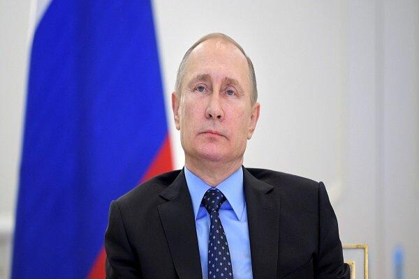 Russia's Putin says US follows Soviet Union's path