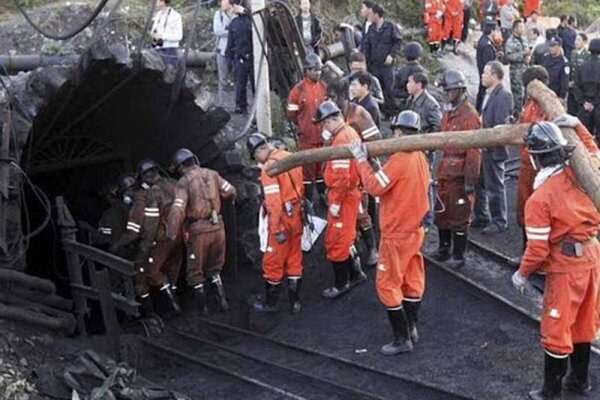 One killed, seven others missing in China coal mine collapse