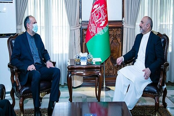 Iran's regional role 'important' for Afghan peace