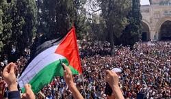 هبة فلسطينية للتصدي لمسيرة الأعلام الصهيونية