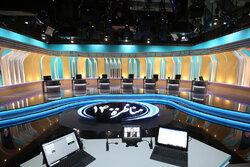 ایران کے تیرہویں صدارتی انتخابات کے امیدواروں کے درمیان ٹی وی پر دوسرے مناظرے کا آغاز