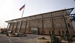 التحالف الامريكي يعلن سقوط صاروخ قرب مركز دعم دبلوماسي في بغداد