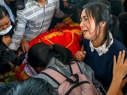 میانمار میں فوجیوں اور کسانوں کے درمیان جھڑپ میں 20 افراد ہلاک