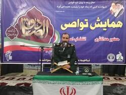 ایران قوی با انتخابات پرشور و حضور حداکثری اتفاق می افتد