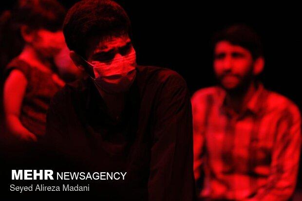 مراسم عزاداری شهادت امام صادق علیه السلام در مسجد دانشگاه تهران