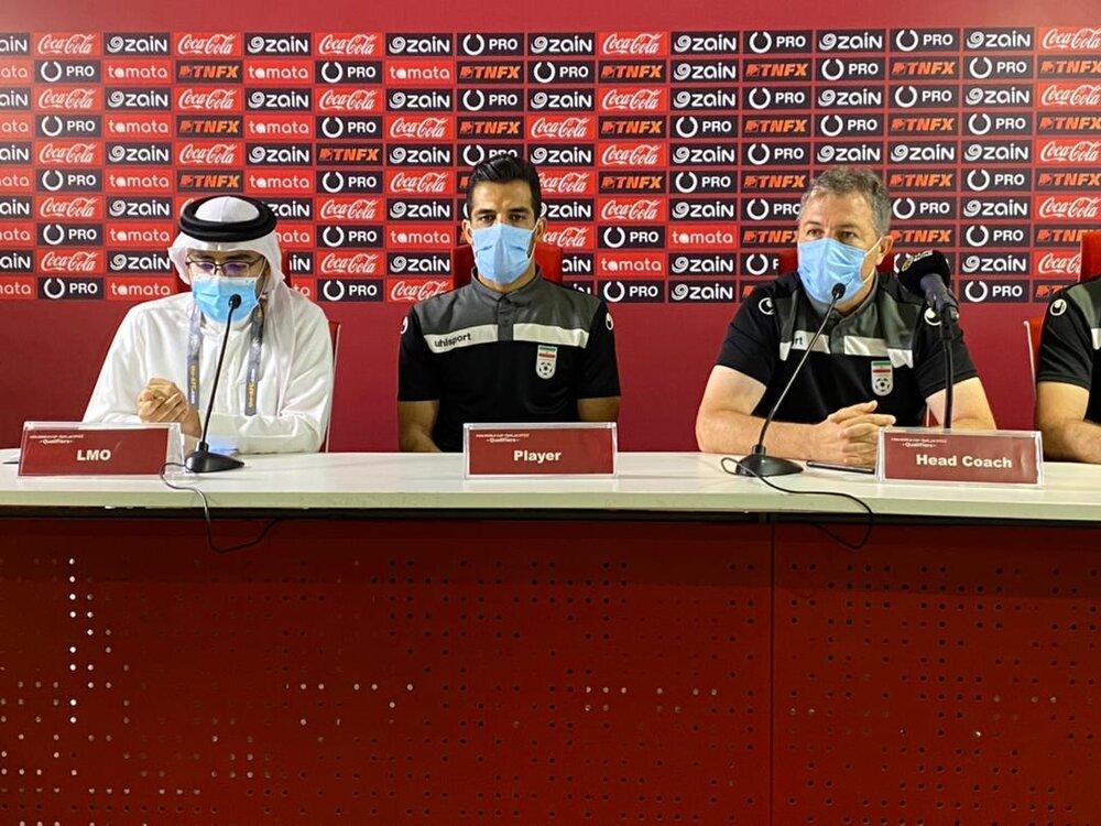 بحرین را مثل تیم ملی ایران میشناسم/ این بازی برایمان حیاتی است