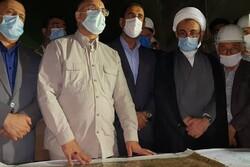 رئیس مجلس از روند اجرای طرح تونل کبیرکوه ایلام بازدید کرد