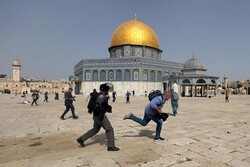 Resistance Front never allows any insult to Al-Aqsa Mosque