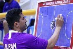واکنش سرمربی ایران به تصمیم فیفا درباره جام جهانی فوتسال