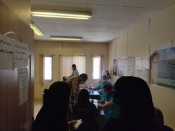۶۰۰۰ بیمار نیازمند سنندجی از خدمات بیمارستان صحرایی شهید سلیمانی بهره مند شدند
