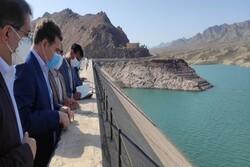 روند اجرای  پروژه خط انتقال آب به شرق استان کرمان تسریع شود
