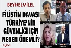 Mehr Haber Ajansı dış haberler müdürü Ulusal Kanal'da Beynelmilel programına katıldı