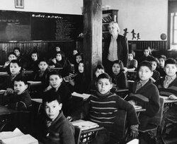 Pope must apologize for church's role in residential schools