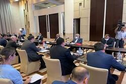 Tehran, Dushanbe stress enhancing trade, banking relations