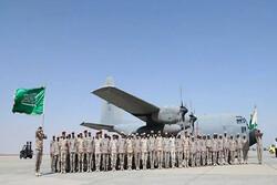 برگزاری رزمایش مشترک ۷ ارتش عربی در خاک عربستان