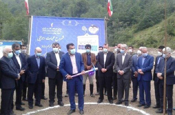 پرکردن چرکنویس سدسازی در پویش الف ـ ب ایران
