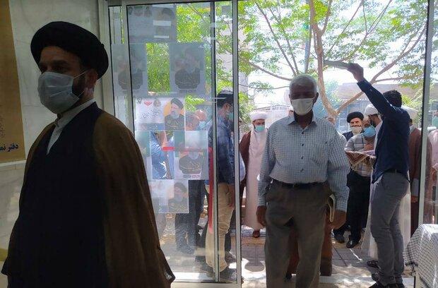 ستاد انتخاباتی آیتالله رئیسی در اردستان افتتاح شد