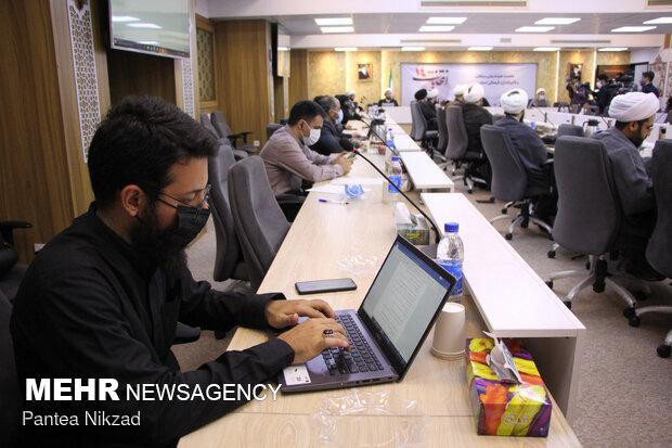 نشست هم اندیشی مبلغان و روحانیون سرشناس استان تهران