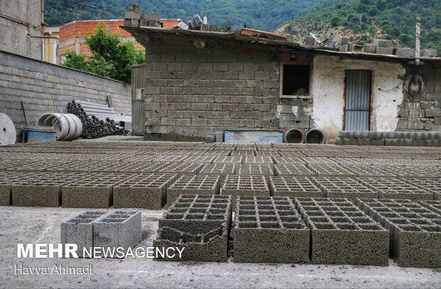 ساخت و سازهای انبوه در سوادکوه