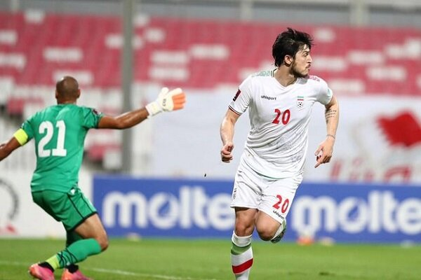 Iran beats Bahrain 3-0 in 2022 World Cup qualifier