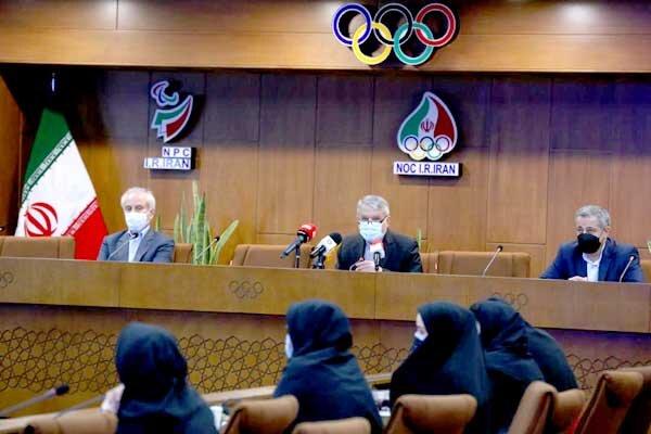 صالحی امیری: برای حضور با «عزت» ایران در المپیک هر کاری می کنیم