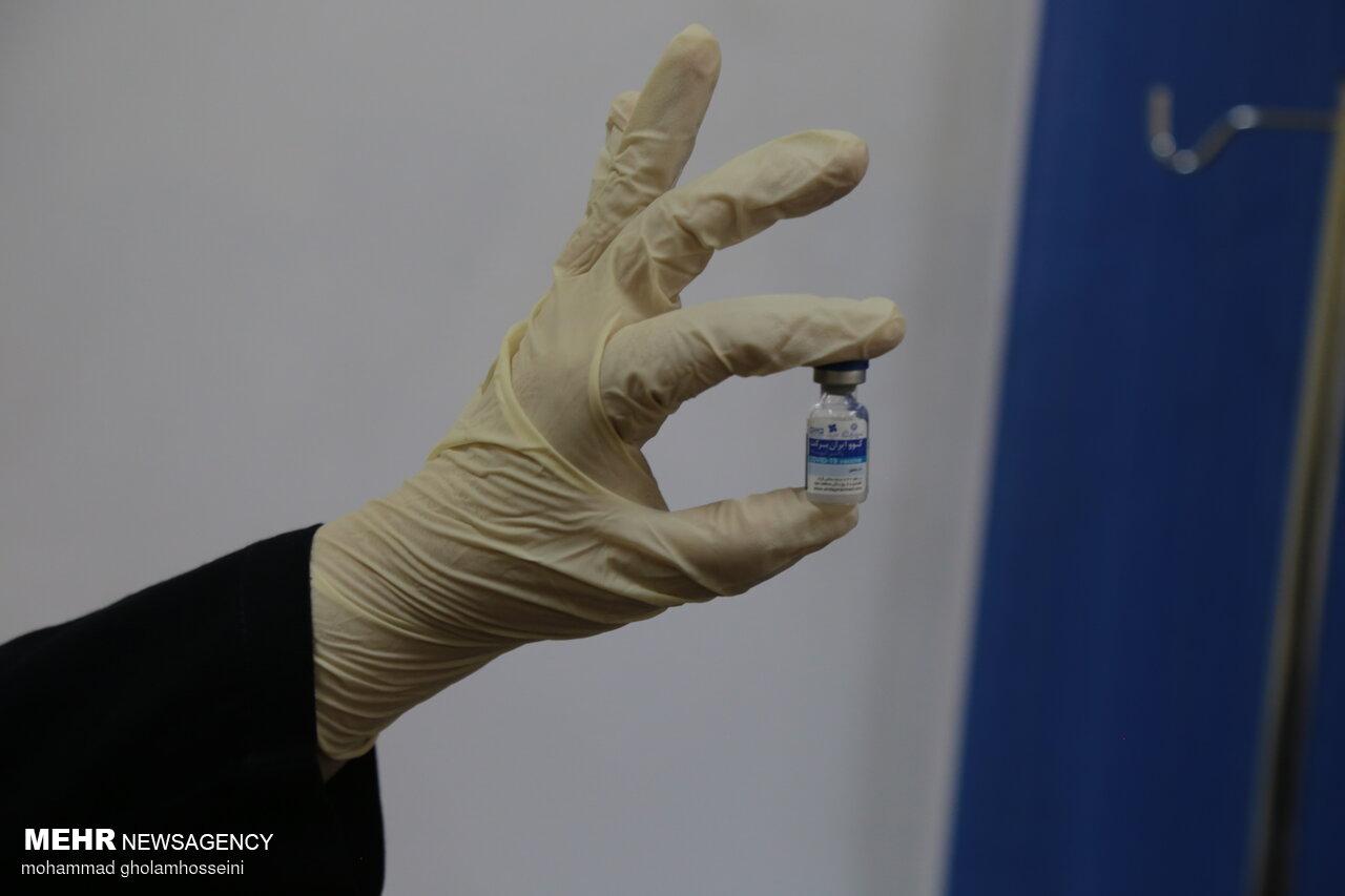تولید ۳۰ میلیون دوز واکسن کرونا تا پایان آذر/تزریق دوزهای بعدی واکسنهای وارداتی با واکسن داخلی