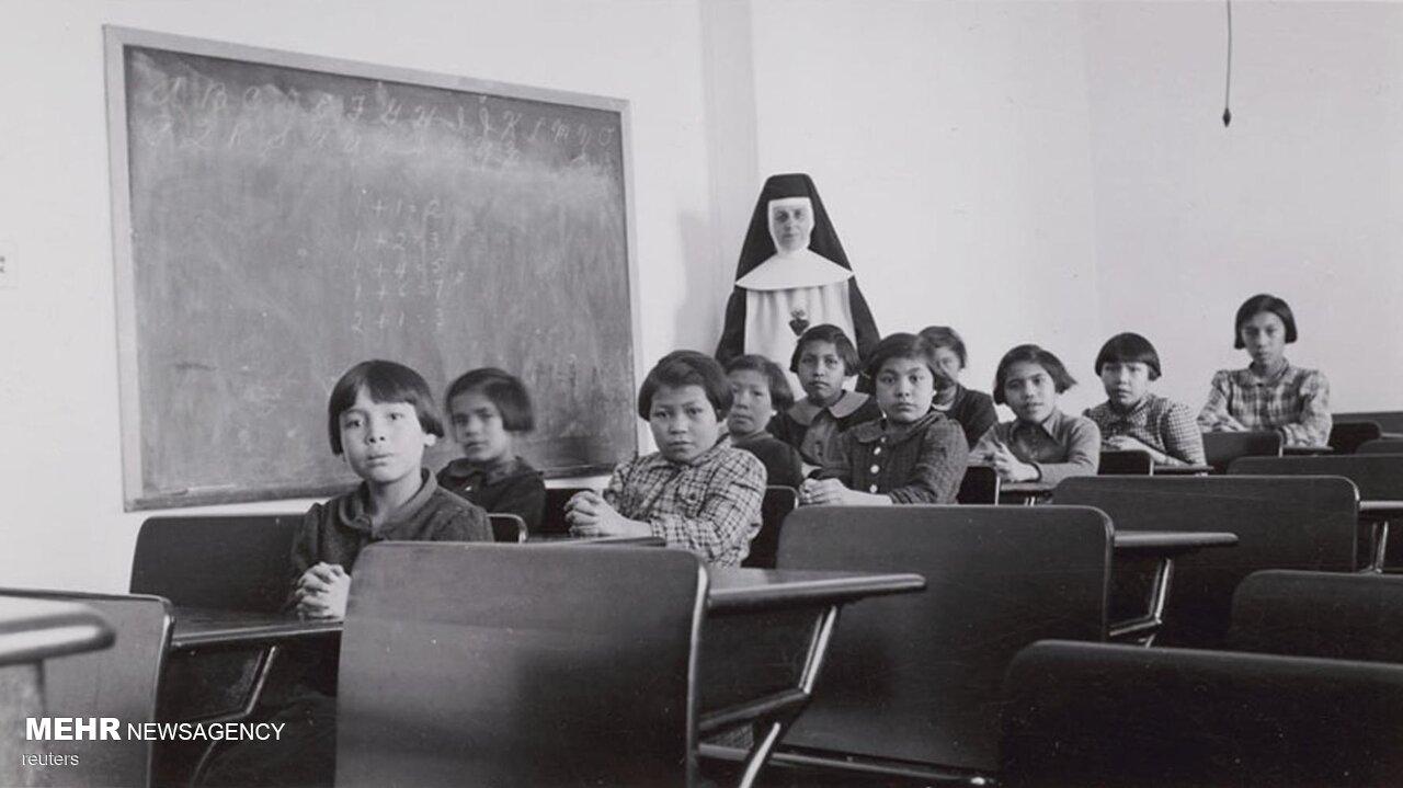 یک گور جمعی جدید از کودکان بومی در کانادا کشف شد