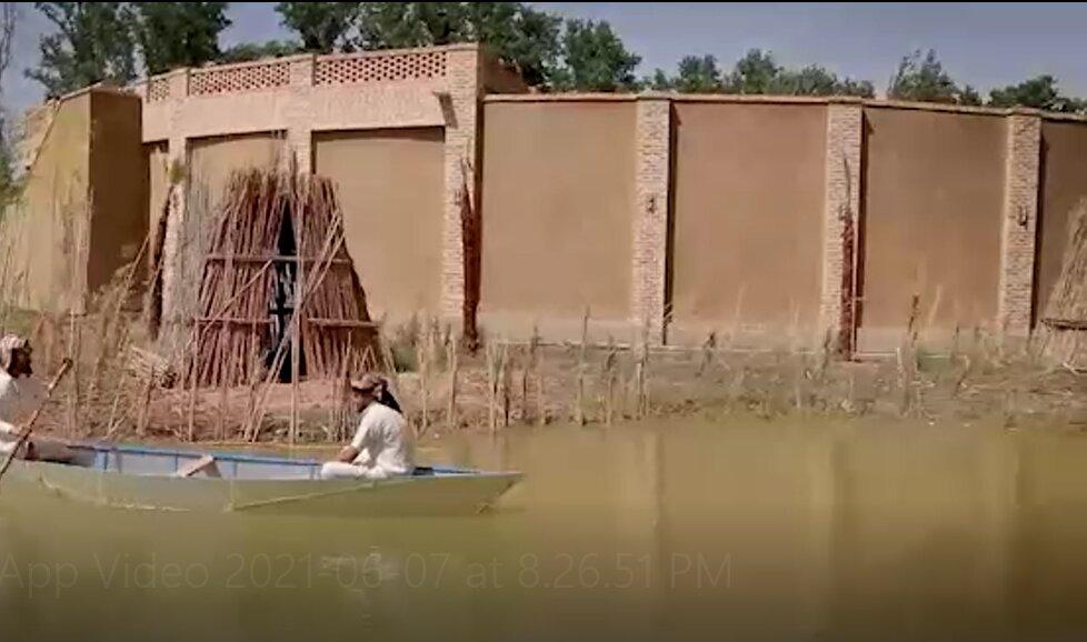 إفتتاح أوّل حديقة للتراث والثقافة في إيران