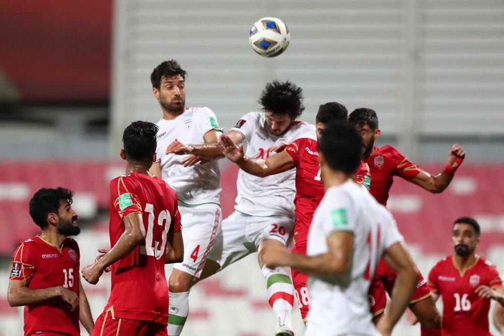 پاداش برد تیم ملی ایران مقابل بحرین در حساب فدراسیون فوتبال
