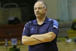 مهران حاتمی مربی تیم ملی بسکتبال شد