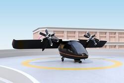 شارژ ده دقیقهای تاکسی هوایی برای ۸۰ کیلومتر پرواز