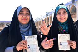 شوق رأی اولیها برای ۲۸ خرداد/ «من» اگر «ما» نشوم تنهایم