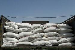 ۱۰ تن شکر در بازرسی از تریلر در ارومیه کشف شد
