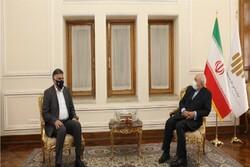 WHO Iran representative submits credentials to FM Zarif