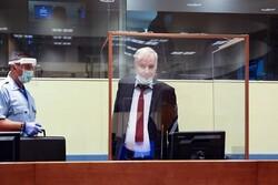 «قصاب سربرنیتسا» بار دیگر به حبس ابد محکوم شد
