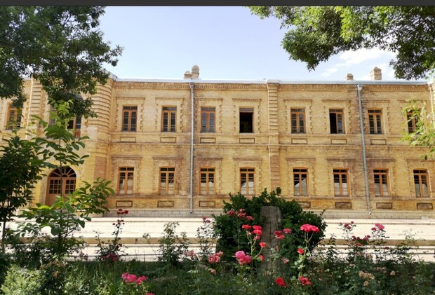 VIDEO: 'Sarbazkhaneh' Mansion in Khorramabad