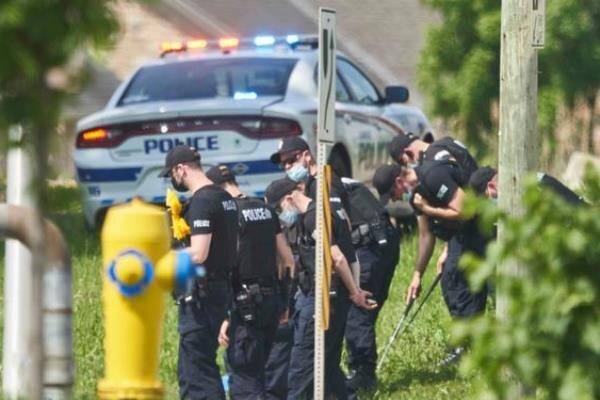 کینیڈا میں ٹرک  ڈرائيور نے چار افراد کو کچل کر ہلاک کردیا