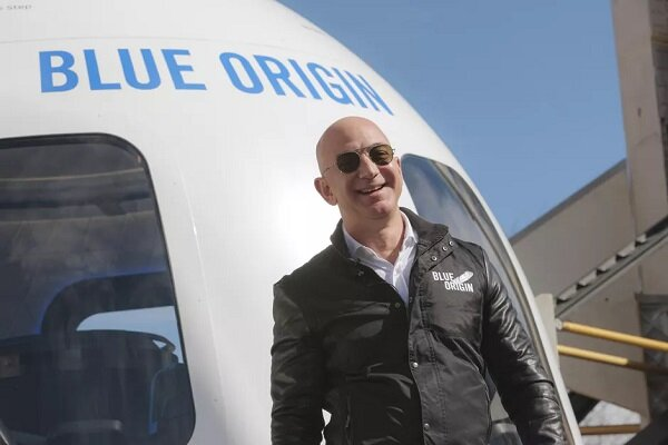 Jeff Bezos going to space on first crewed flight of rocket