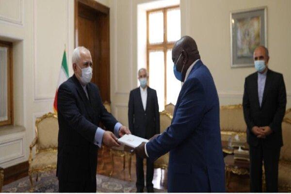 New Nigerian, Kenyan envoys submit credentials to Zarif