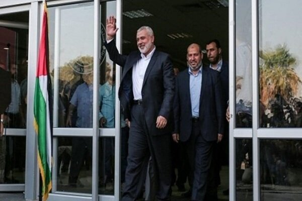 Haniyeh arrives in Beirut as Zionists declare new settlements
