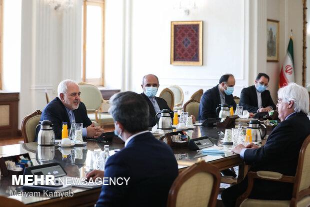 İran bölgede barış ve istikrar arayışında