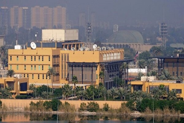 Sirens sounded at US Embassy in Baghdad (+VIDEO)